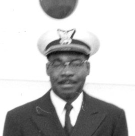 Chief Petty Officer Oliver Henry in 1952.