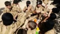 'Zarqawi cubs' -- boys being trained to be jihadist fighters, from a video uploaded by ISIL.jpg
